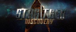 Star Trek Discovery naslovnica